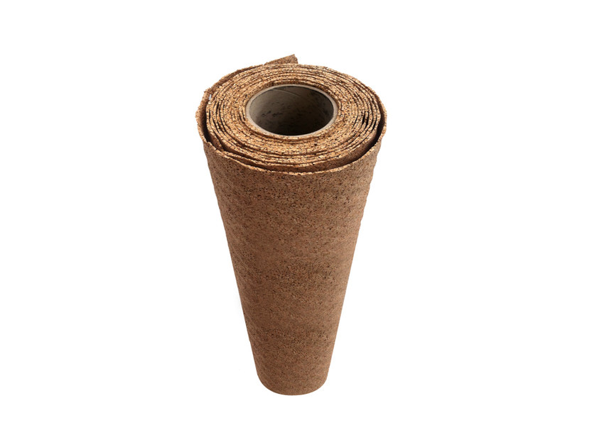 Cork thermal insulation felt / sound insulation felt VICORK C31 - Vicoustic by Exhibo