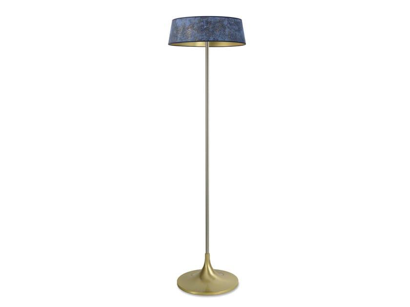 Metal floor lamp VICTORIA - Hind Rabii
