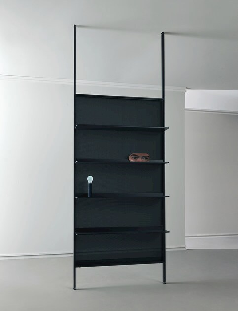 Bookcase / room divider VIEW | Open bookcase by Caccaro