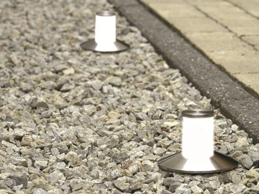 LED stainless steel bollard light VIGO - BEL-LIGHTING