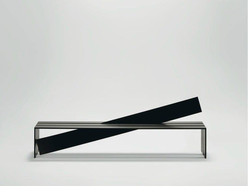 Metal bench VILLAGE - da a