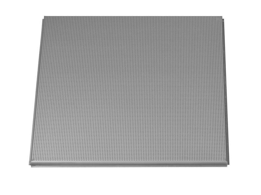 Glass-fibre sound insulation panel VIMETAL P1 & P2 - Vicoustic by Exhibo