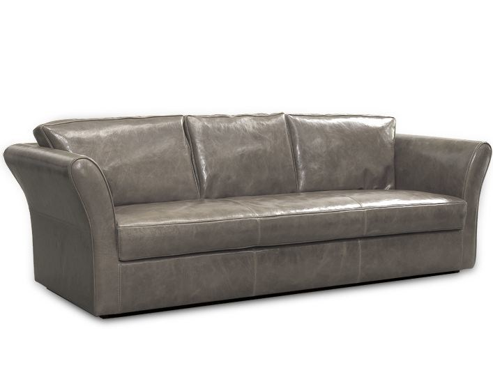 Leather sofa VINCENT by BAXTER
