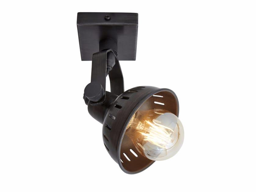 Adjustable iron wall lamp VINTAGE ADJUSTABLE SWIVEL - SINGLE by Industville