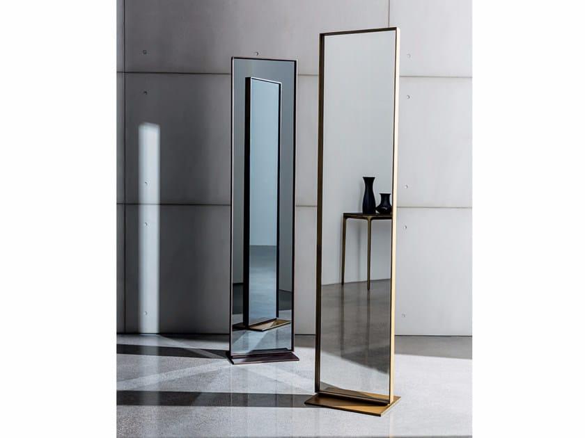 Freestanding mirror VISUAL FREE STANDING - SOVET ITALIA