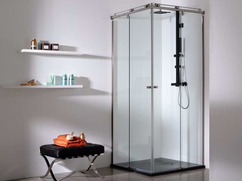 Glass shower cabin VITRA - Systempool