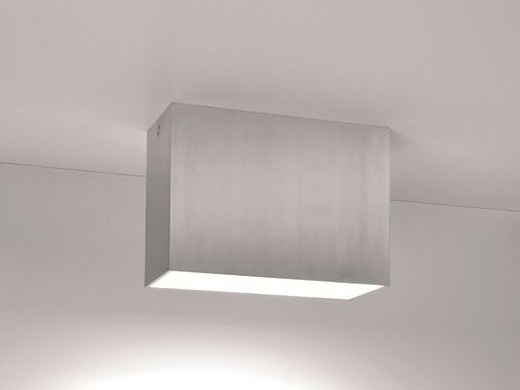 Direct-indirect light aluminium ceiling light VIVA TR - BEL-LIGHTING