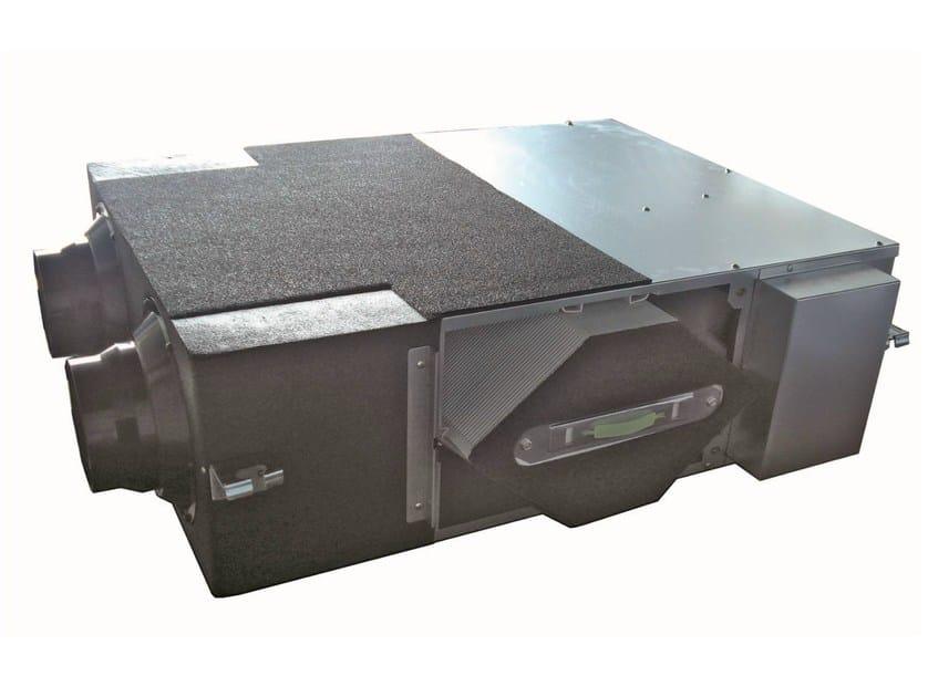 Heat recovery unit VMC-E 015÷100 - Rhoss