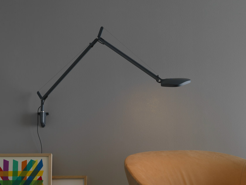 LED wall lamp VOLÉE | Wall lamp - FontanaArte
