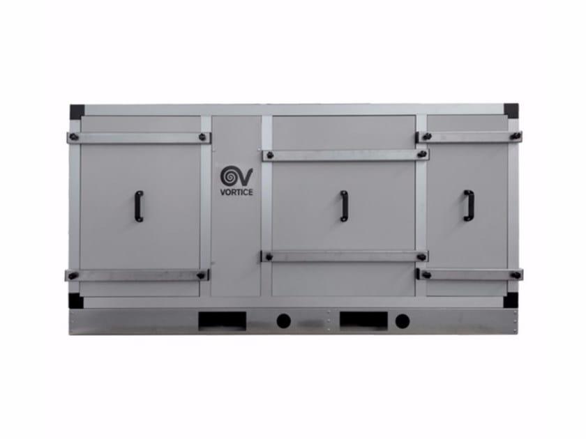 Heat recovery unit VORT - NRG HE P 500 - Vortice Elettrosociali