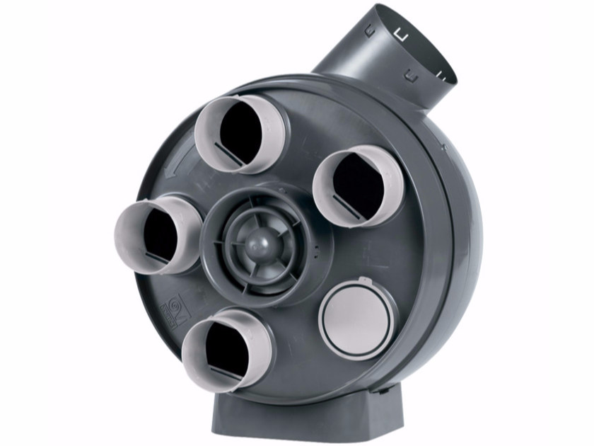 Self Balancing Continuous Mechanical Extract Fan VORT PENTA ES - Vortice Elettrosociali