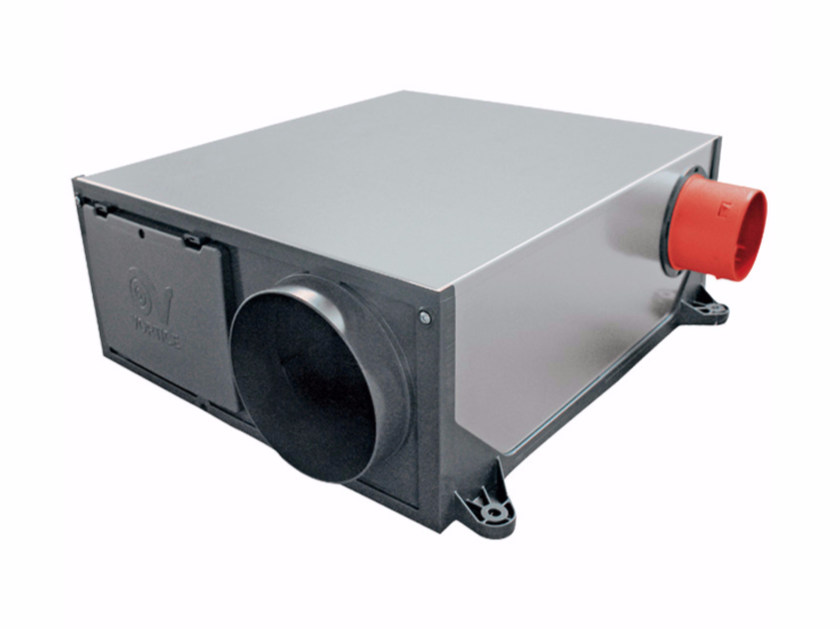 Mechanical forced ventilation system VORT PLATT - Vortice Elettrosociali