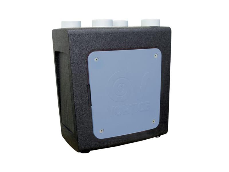 Heat recovery unit for wall/floor VORT PROMETEO PLUS HR 400 M - Vortice Elettrosociali