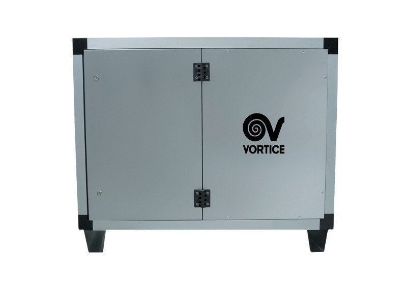 Mechanical forced ventilation system VORT QBK POWER 12/12 1V 2,2 - Vortice Elettrosociali