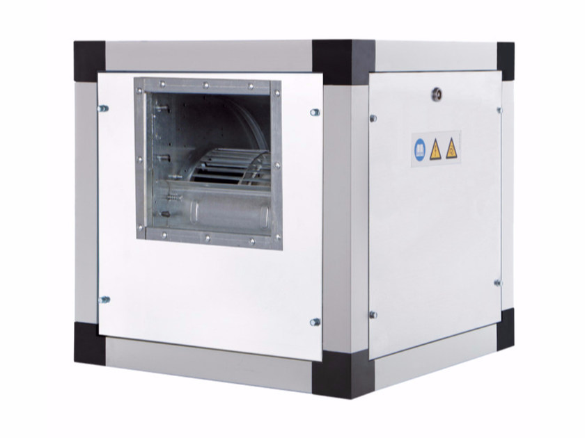 Mechanical forced ventilation system VORT QBK SAL ES 9/9 by Vortice