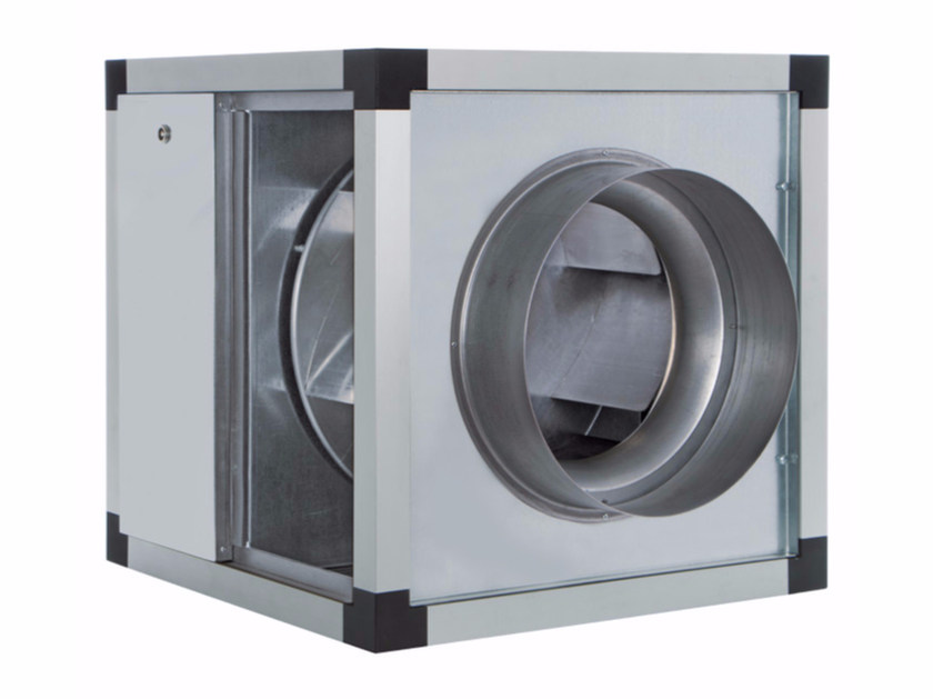 Mechanical forced ventilation system VORT QBK-SAL KC T 400 - Vortice Elettrosociali
