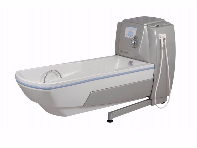 Height-adjustable bathtub VRA10N | Bathtub - Saniline by Thermomat