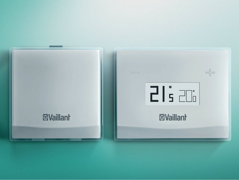 Heat regulation and hygrometric control VAILLANT vSMART - VAILLANT