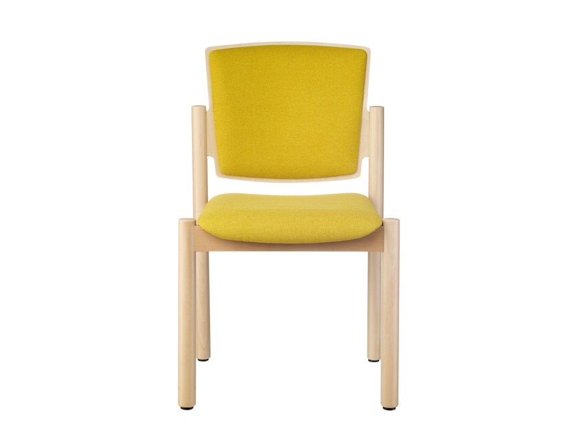 Fabric chair W4051 | Chair by MSM