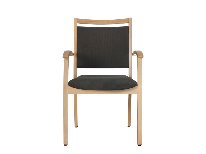 Chair with armrests W4054 | Chair by MSM