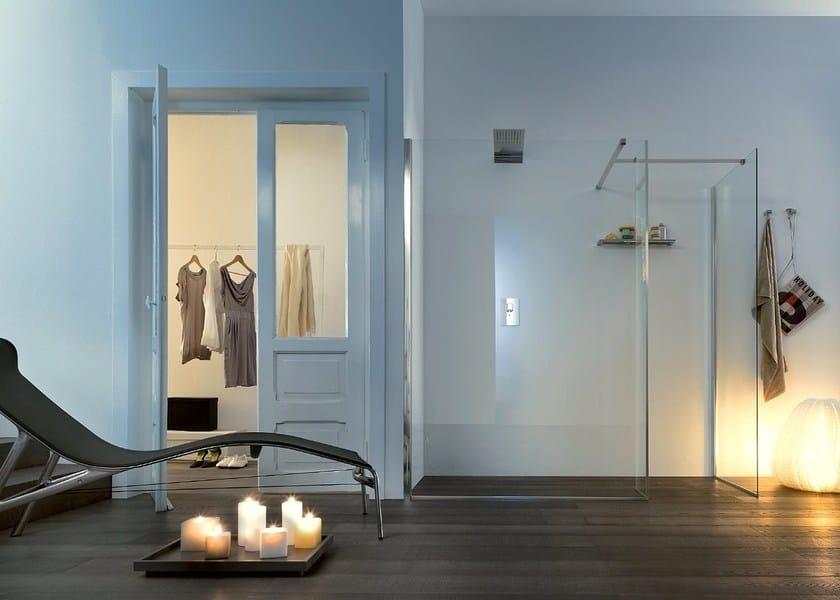 In Opinioni: Box doccia e cabine treesse. Box doccia walk in parete ...
