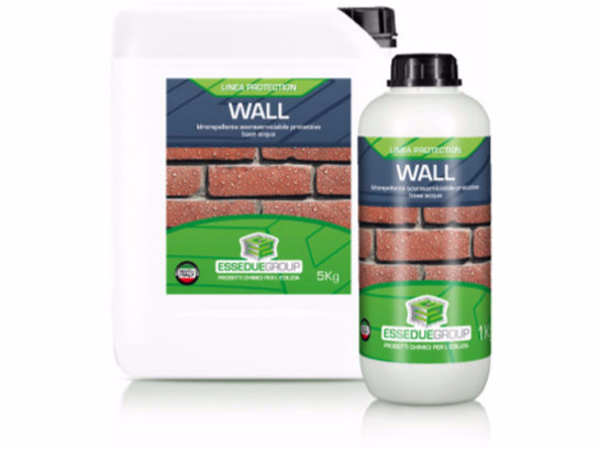 Surface water-repellent product WALL by Essedue Group