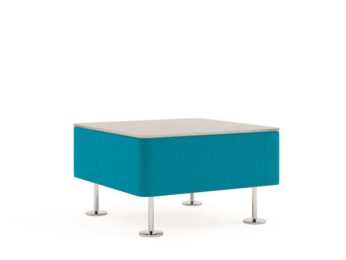 Square coffee table WALL IN B by profim