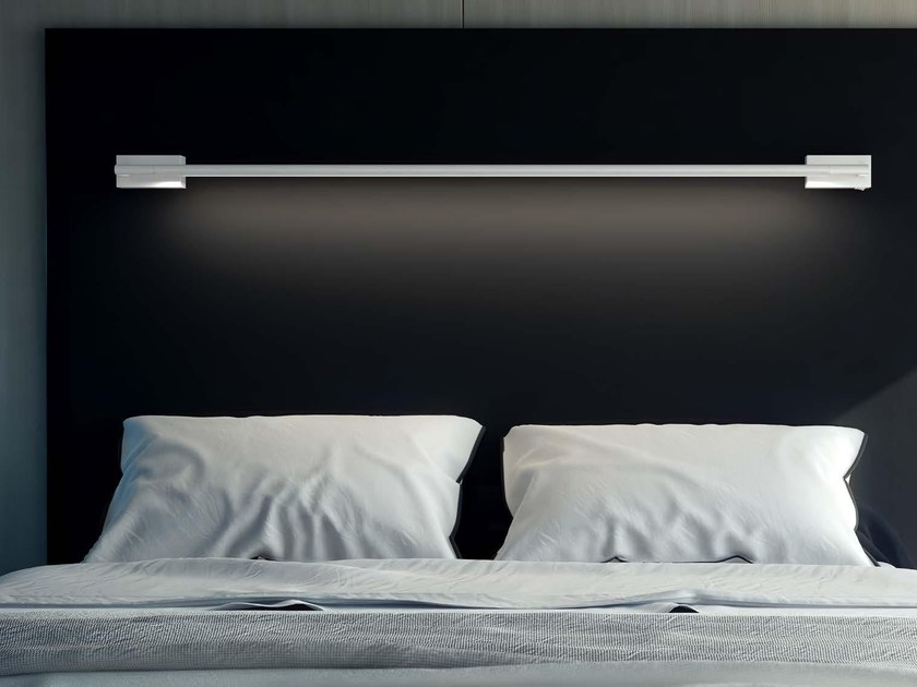 LED wall lamp SLIM | Wall lamp by FLUVIA