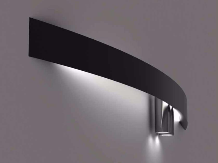 Extruded aluminium wall lamp LBS | Wall lamp - LUCIFERO'S