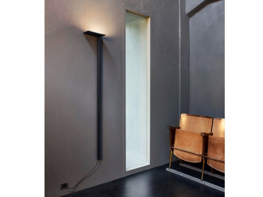 LED indirect light wall lamp PLORIT | Wall lamp - Olev by CLM Illuminazione