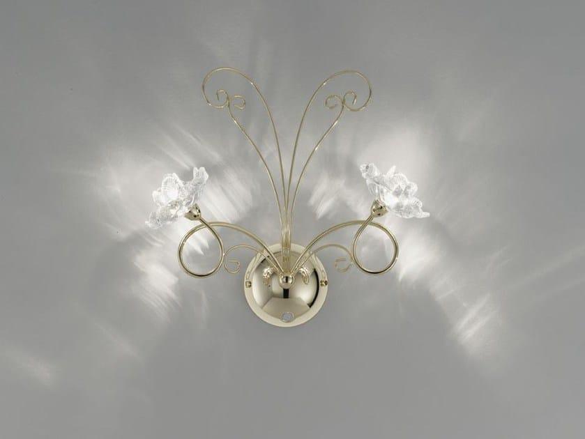 Indirect light wall light BUTTERFLY | Wall light - IDL EXPORT