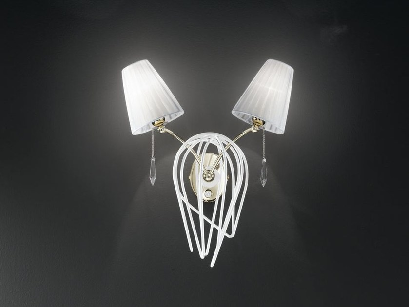Organza wall light FLAME | Wall light by IDL EXPORT