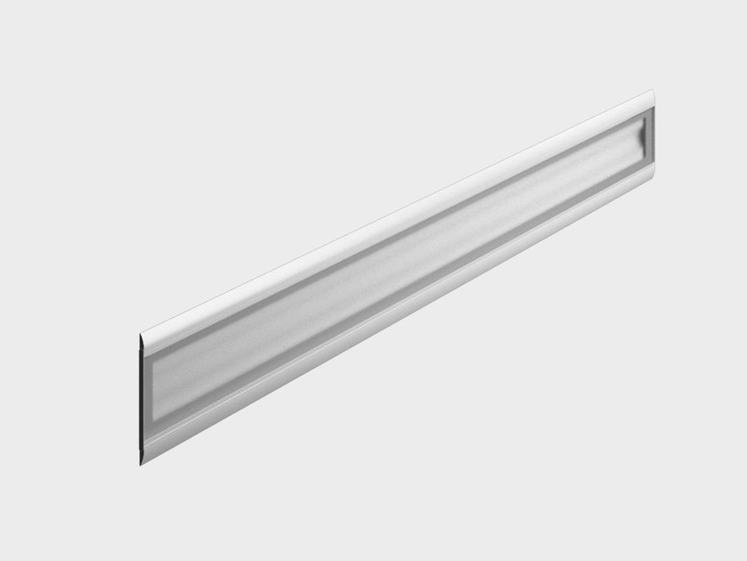 LED wall-mounted Built-in lighting TRAIL WALL-RECESSED - Cariboni group