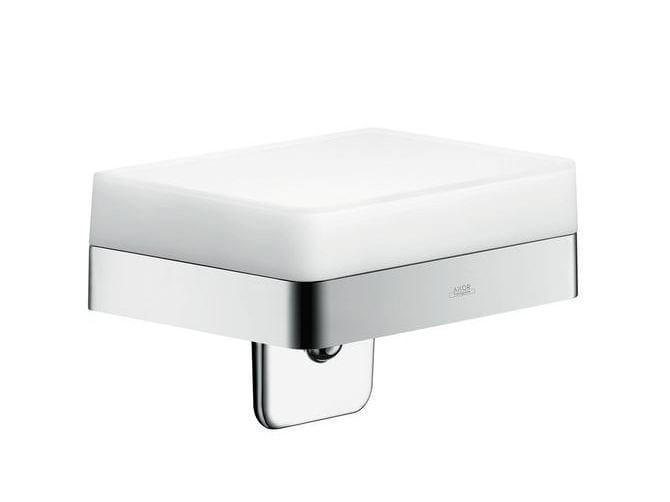 Wall-mounted soap dish AXOR UNIVERSAL | Wall-mounted soap dish - HANSGROHE