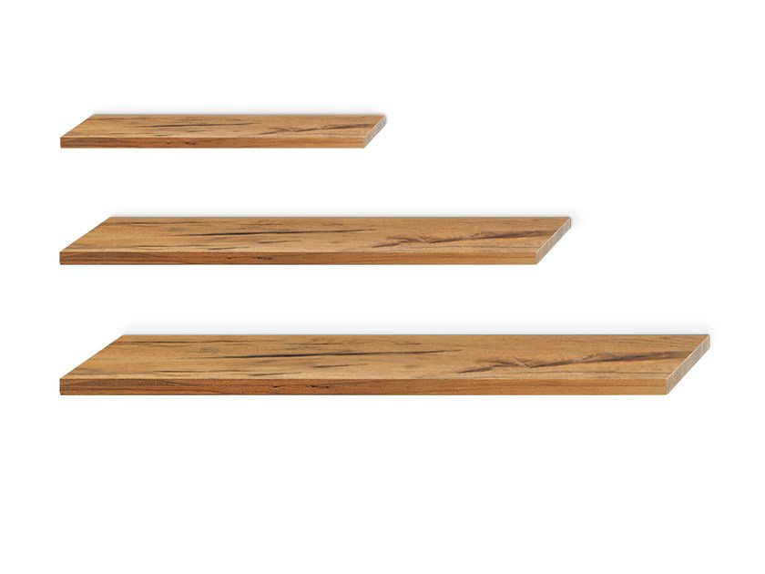 Oak wall shelf Wall shelf by Oliver B.