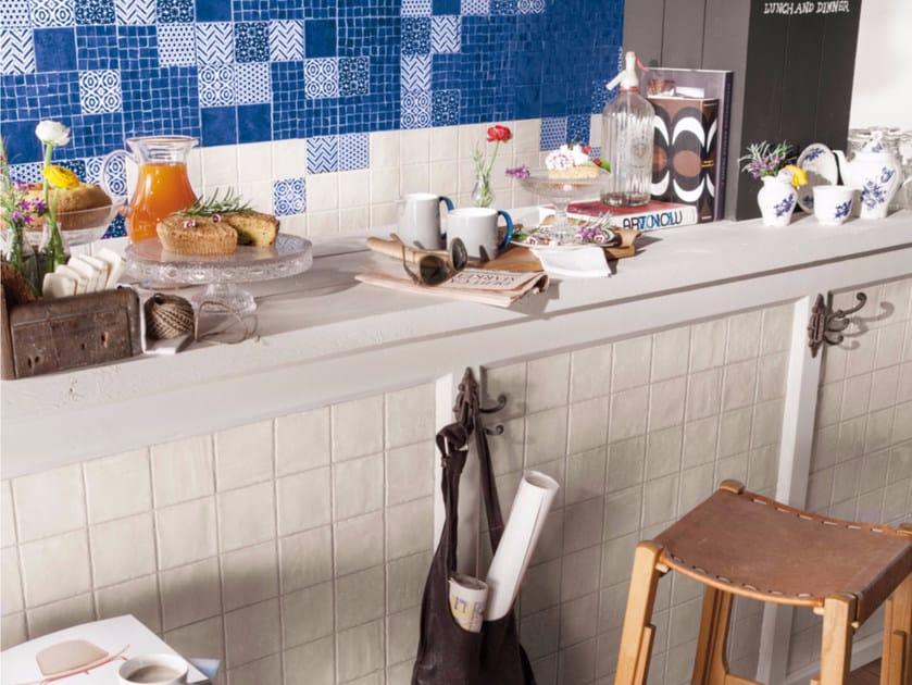 Glazed stoneware wall tiles JOLIE | Wall tiles by Marca Corona