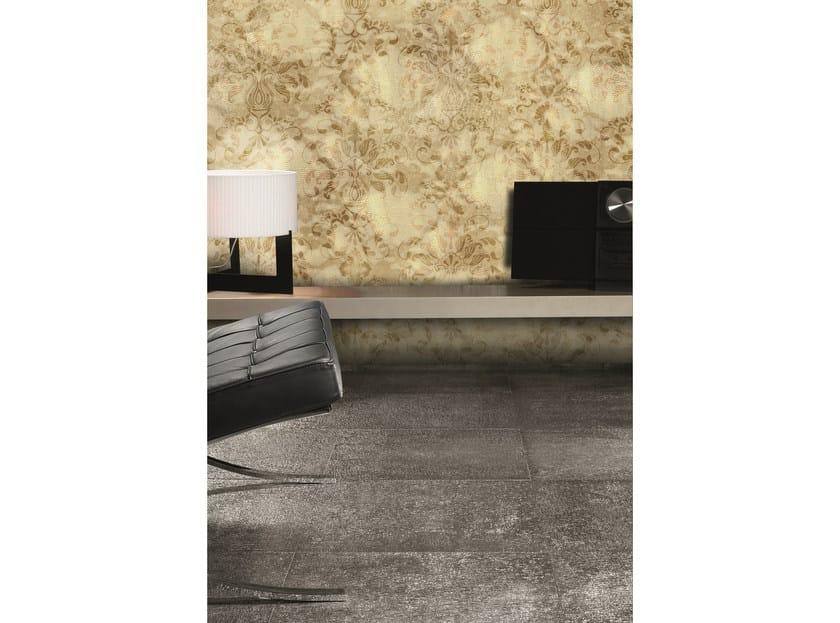 Motif panoramic nonwoven wallpaper WALLPAPER PEARL CATERINA - AVA Ceramica by La Fabbrica