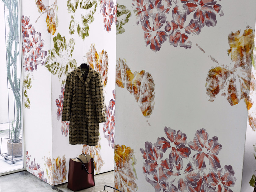 Motif wallpaper BRIT CHIC - Wall&decò