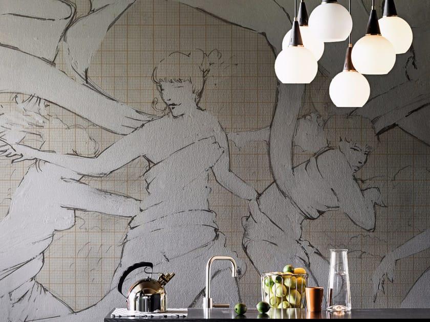 Wallpaper LA MAISON by Wall&decò