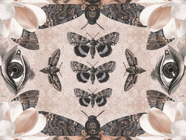 Motif wallpaper ALCHEMY - Wallpepper