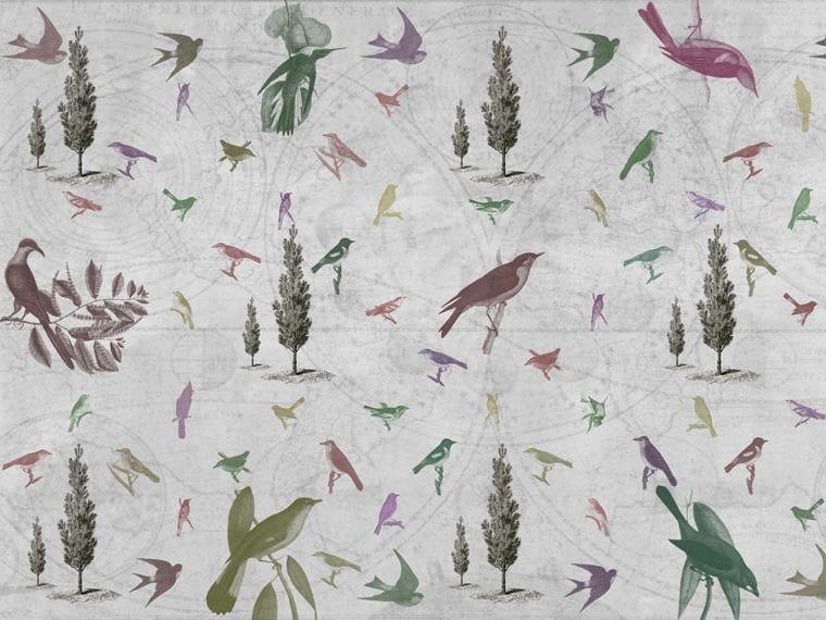 Motif wallpaper COUNTRYSIDE by Wallpepper
