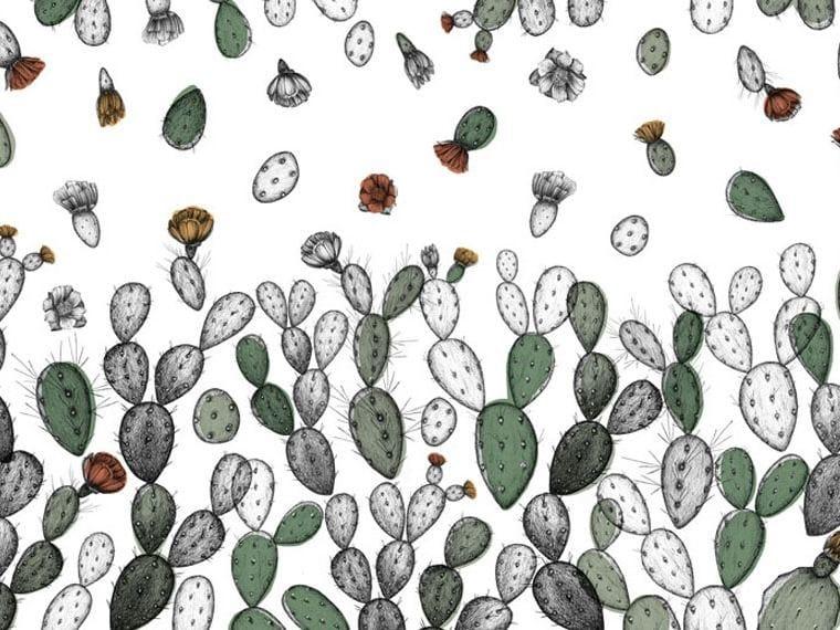 Motif wallpaper FICUS INDICA - Wallpepper