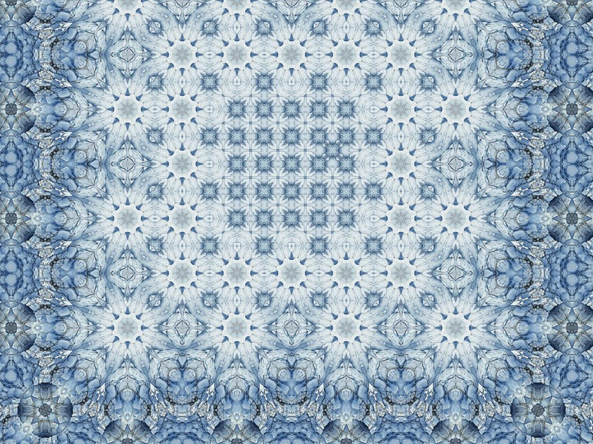 Optical wallpaper ICE 0012.180°(3.4.5.5).1.4(4X) by Wallpepper