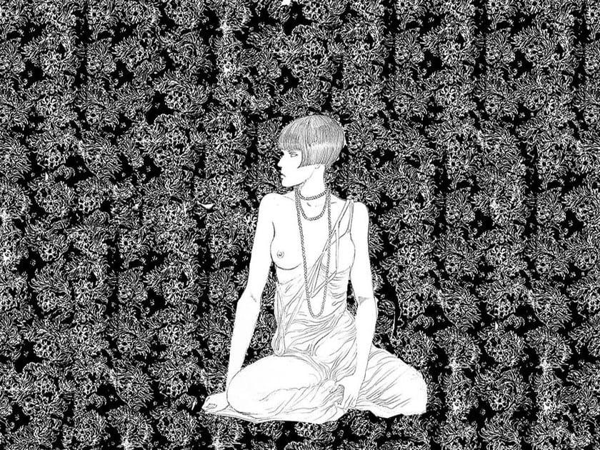 Motif wallpaper VISIONI DI PRIMAVERA by Wallpepper