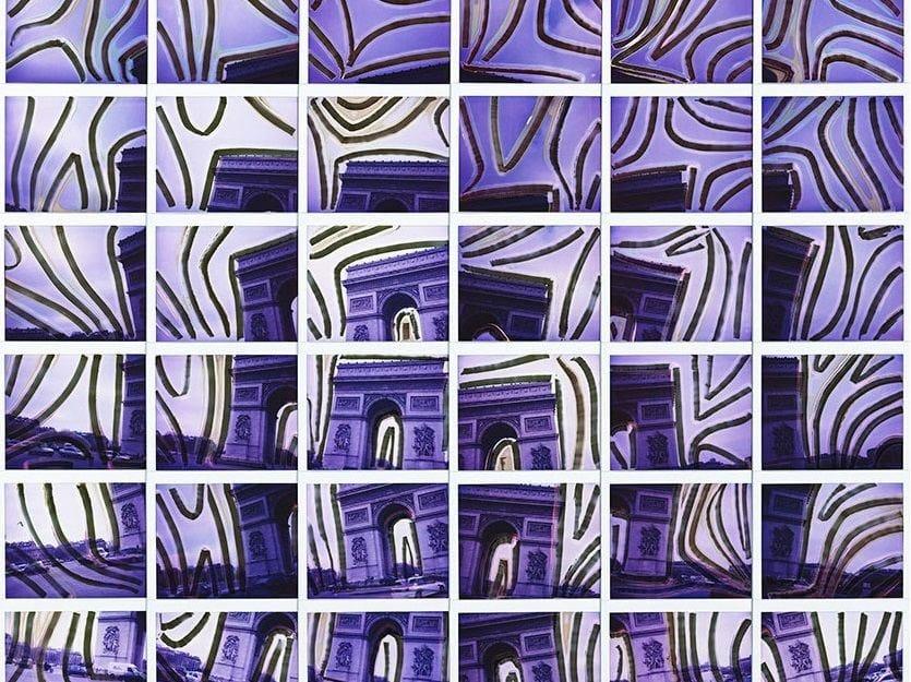 Motif wallpaper ARCO DI TRIONFO - Wallpepper
