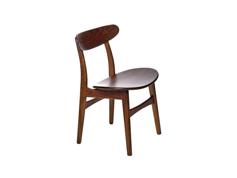 Walnut chair WALNUT | Walnut chair - Pols Potten