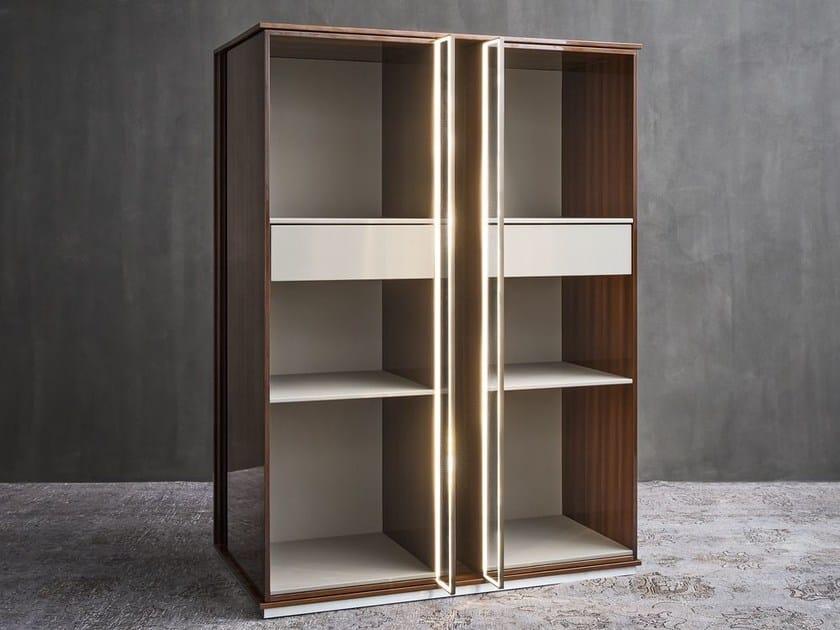 Wooden wardrobe TORRI | Wardrobe - Natevo