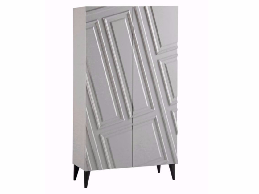 astragale armoire collection astragale by roche bobois. Black Bedroom Furniture Sets. Home Design Ideas