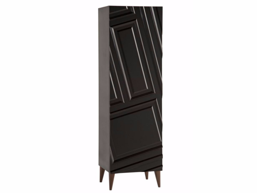 astragale armoire avec 1 porte collection astragale by roche bobois design bina baitel. Black Bedroom Furniture Sets. Home Design Ideas