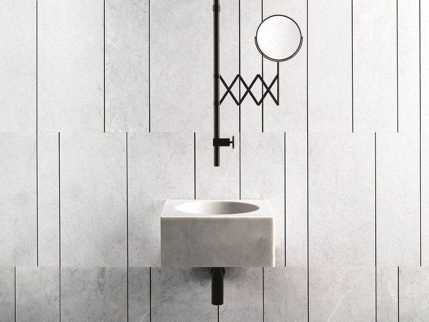 Ceiling mounted 1 hole washbasin mixer FONTANE BIANCHE | Ceiling mounted washbasin mixer - Fantini Rubinetti